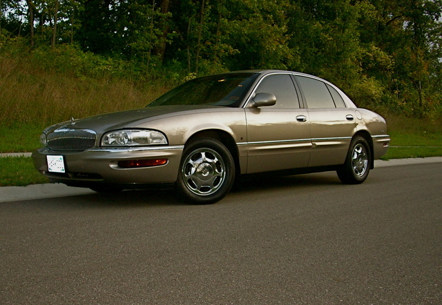 Picture of 2000 Buick Park Avenue FWD