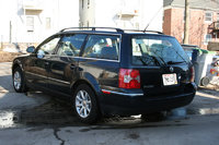 Picture of 2004 Volkswagen Passat GLS Wagon, exterior