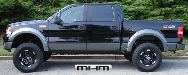 Picture of 2005 Ford F-150 FX4 SuperCab SB 4WD, exterior, gallery_worthy