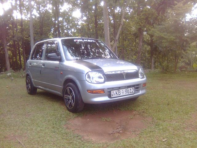 Picture of 2006 Perodua Kelisa