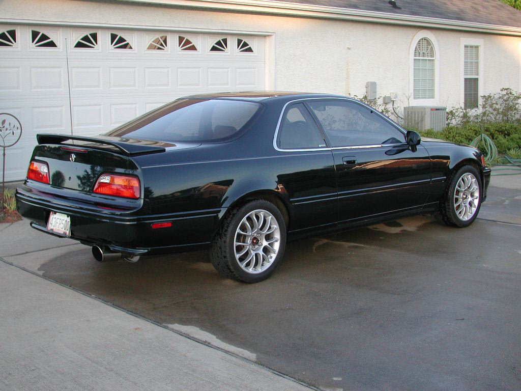 picture of 1994 acura legend ls coupe exterior. Black Bedroom Furniture Sets. Home Design Ideas