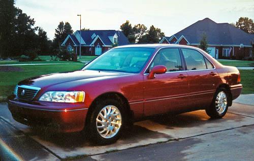 1998 Acura Rl Pictures Cargurus