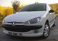 Picture of 2002 Peugeot 206, exterior