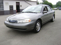 1999 Mercury Mystique 4 Dr LS Sedan picture, exterior