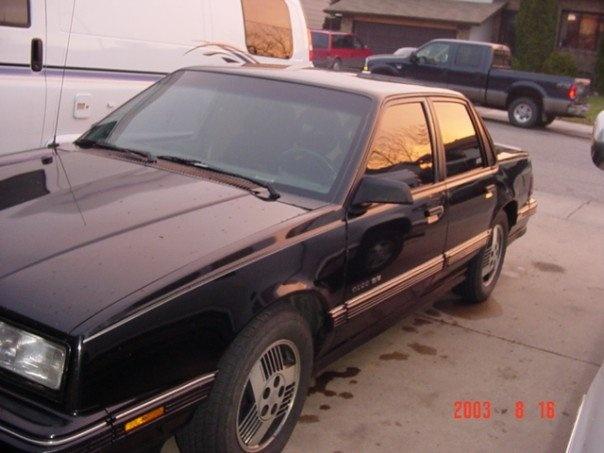 1991 Pontiac 6000
