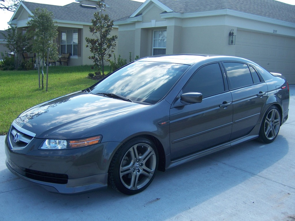 2004 Acura TL Pictures C1061 pi35708557 on acura cl 3 2 2003 specs and images