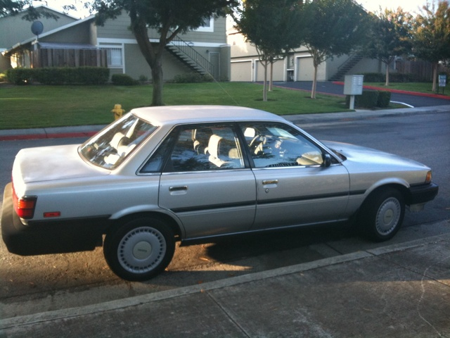 Picture of 1989 Toyota Camry LE V6, exterior, gallery_worthy
