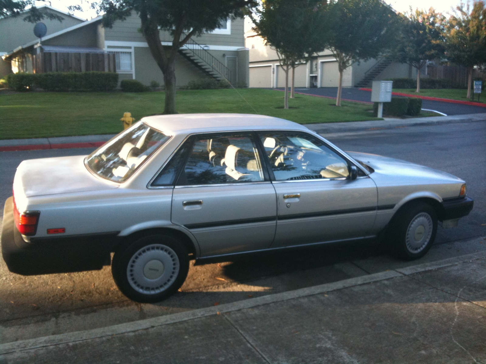 1989 Toyota Camry Pictures Cargurus