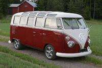 1967 Volkswagen Type 2 Overview