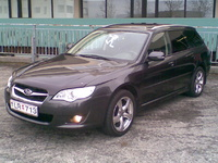 Picture of 2007 Subaru Legacy, exterior