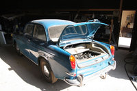 Picture of 1965 Volkswagen 1500 Notchback, exterior, engine