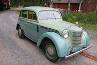 1949 Moskvitch 400/420 Overview