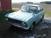 1967 Ford Cortina Overview