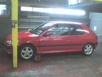 Picture of 1996 Peugeot 306, exterior, gallery_worthy