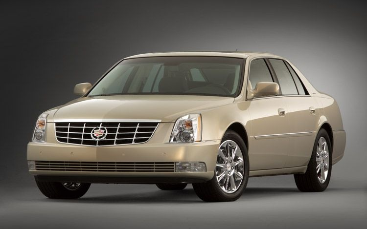 2010 Cadillac DTS - Overview - CarGurus