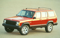 Picture of 1992 Jeep Cherokee 2 Dr Sport 4WD, exterior