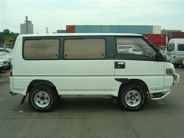 Picture of 1992 Mitsubishi Delica, exterior, gallery_worthy
