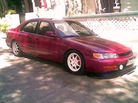 1996 Honda Accord picture, exterior