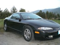 Picture of 1996 Eagle Talon 2 Dr TSi Turbo AWD Hatchback, exterior, gallery_worthy