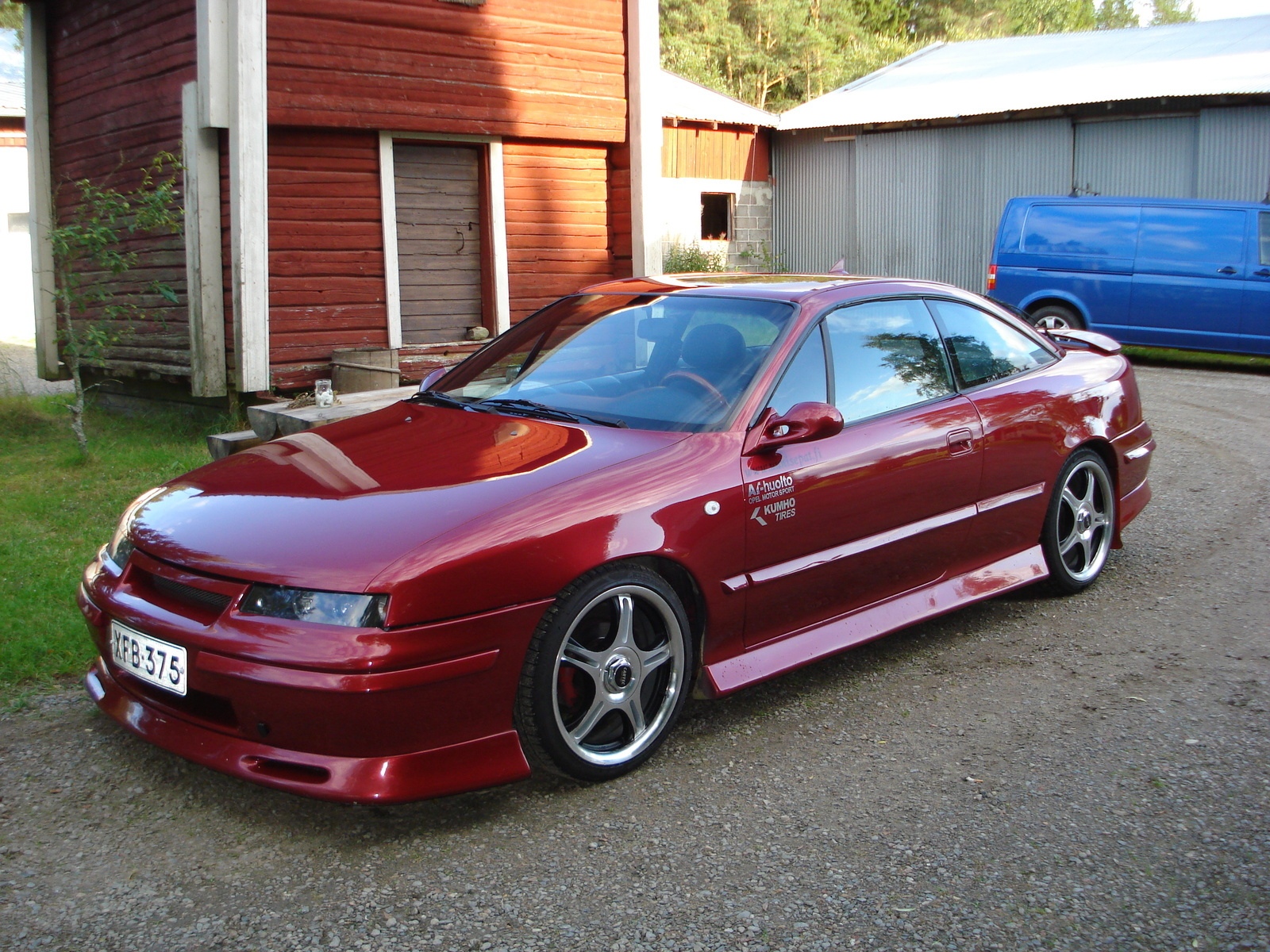 1990 Opel Calibra Overview Cargurus