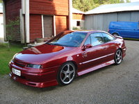 1990 Opel Calibra Overview