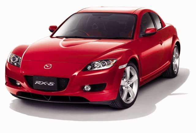 Foto de un 2009 Mazda RX-8 Sport
