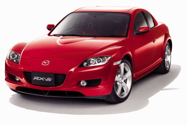 Picture of 2009 Mazda RX-8 Sport, exterior, manufacturer