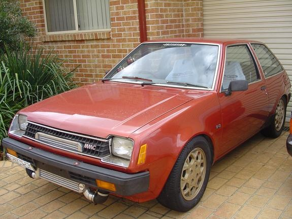 Picture of 1980 Mitsubishi Colt
