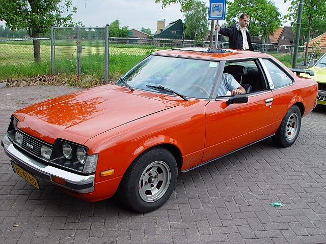 Picture of 1979 Toyota Celica GT coupe