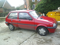 1995 Rover Metro Overview