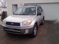 Picture of 2002 Toyota RAV4 Base 4WD, exterior