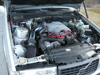 Picture of 1988 Volvo 760, engine