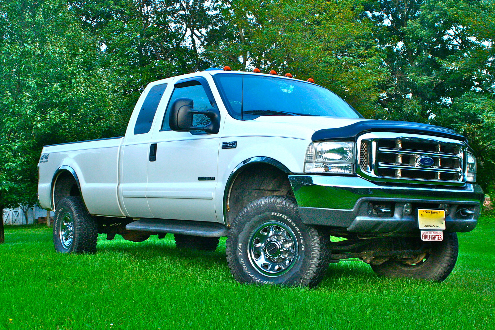 2001 Ford F-350 Super Duty XLT Super Cab LB 4WD picture