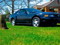 2000 Ford Mustang Base picture, exterior
