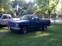 Picture of 1998 Chevrolet C/K 1500 Silverado Standard Cab Stepside SB 4WD, exterior