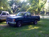1998 Chevrolet C/K 1500 Reg. Cab W/T 6.5-ft. Bed 2WD picture, exterior