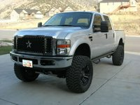 Picture of 2009 Ford F-350 Super Duty FX4 Crew Cab LB DRW 4WD, exterior, gallery_worthy