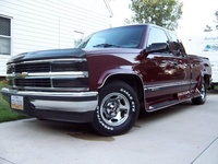 1996 Chevrolet C/K 1500 Ext. Cab 6.5-ft. Bed 2WD picture, exterior