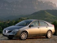 2004 Nissan Primera Picture Gallery