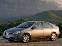 2004 Nissan Primera Overview