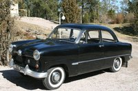 1952 Ford Taunus Picture Gallery