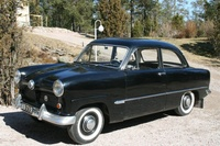 1952 Ford Taunus Overview