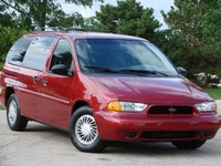 Picture of 1998 Ford Windstar 3 Dr GL Passenger Van, exterior