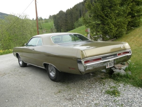 Picture of 1970 Plymouth Fury, exterior