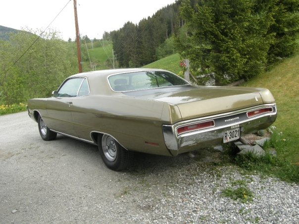 1970 Plymouth Fury picture, exterior