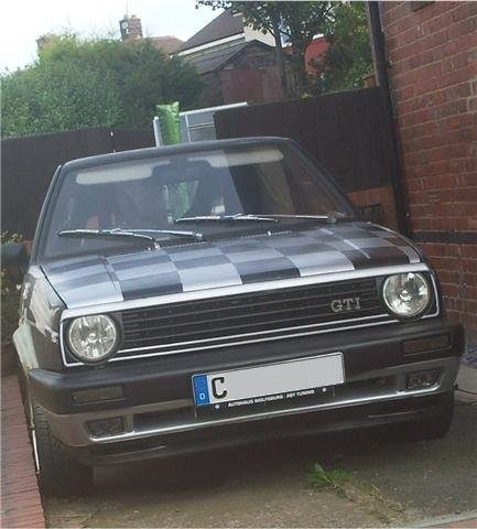 Picture of 1986 Volkswagen Golf, exterior