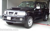 1997 Nissan Patrol Overview