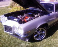 Picture of 1972 Chevrolet Camaro, engine, gallery_worthy