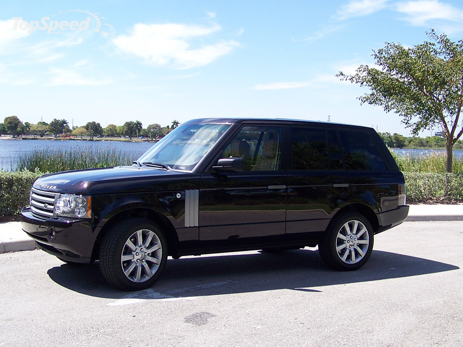 2009 land rover range rover pictures cargurus. Black Bedroom Furniture Sets. Home Design Ideas