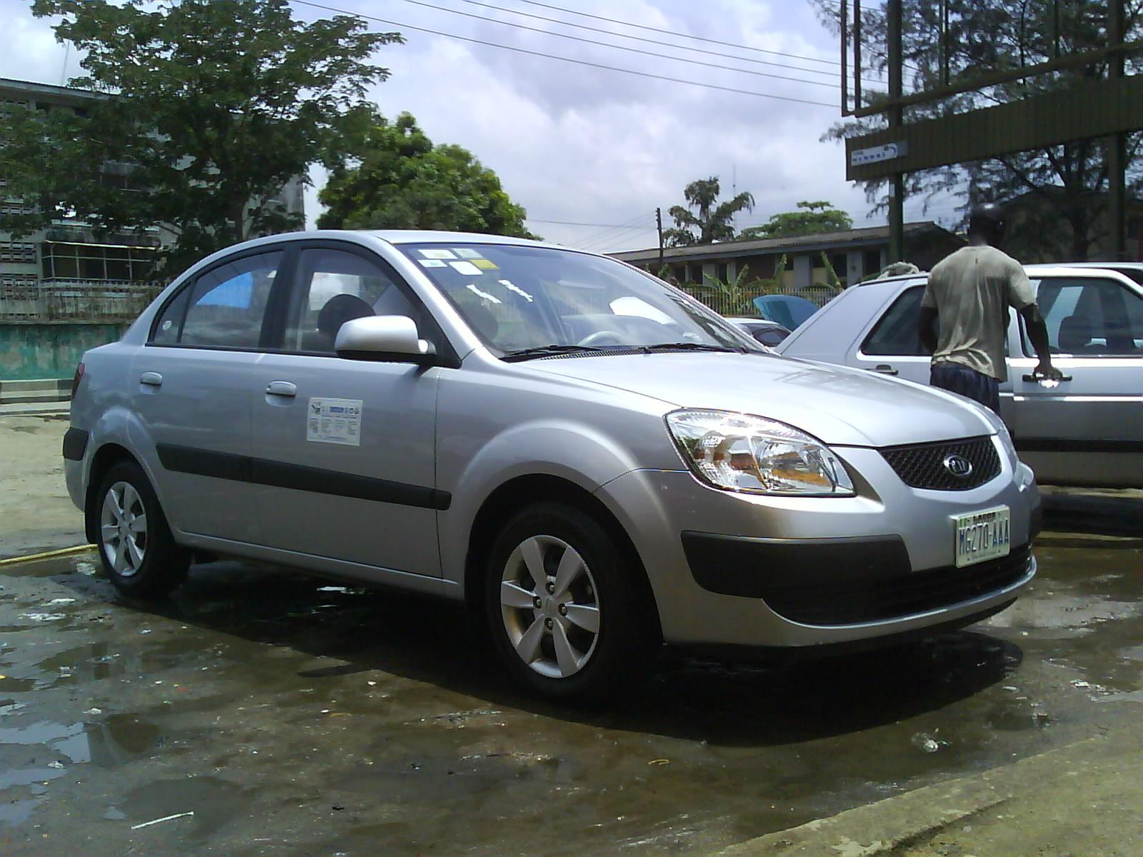 2007 Kia Rio Pictures Cargurus